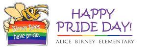 Birney Bee Pride